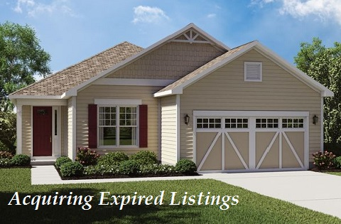 acquiring expired listings
