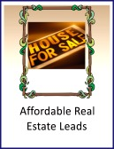 affordable real estate leads