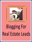 blogging for real estate leads