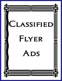Classified Flyer Ads