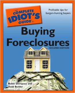 Complete Idiots Guide To Buying Foreclosures