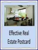 effective real estate postcard