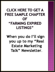 farming expired listings, expired listing system