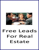 free leads for real estate