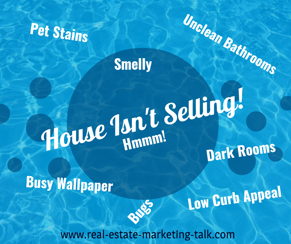 there are some easy things to do to make your house sell
