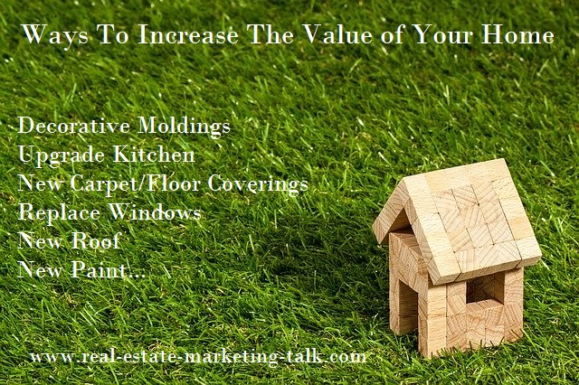 read about a multitude of ways to increase value of your home