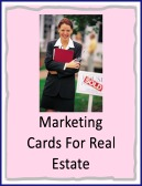 marketing cards for real estate