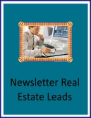 newsletter real estate leads