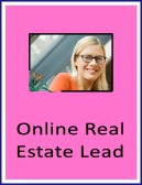 online real estate lead