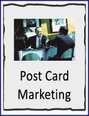 post card marketing