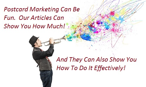 postcard marketing articles