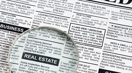 Newspaper Real Estate Leads