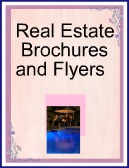 Real Estate Brochure Flyers