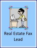 real estate fax leads