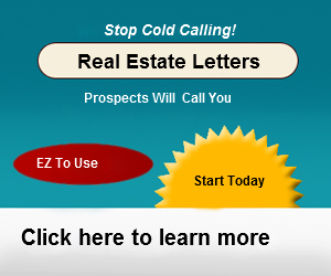 real estate letters