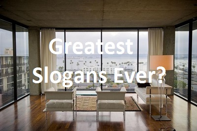 Real Estate Marketing Slogans