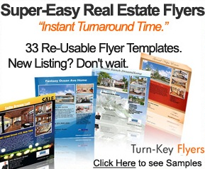 Instant Real Estate Flyer Templates