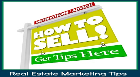 real estate marketing tips