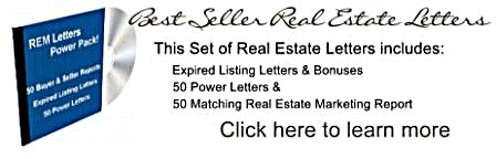 real estate letters,