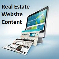 Real Estate Website Content