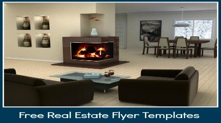 Free Real Estate Flyer Templates - Real Estate Marketing Talk