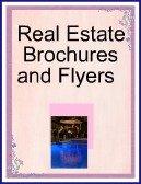 Real Estate Brochure Flyers