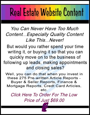 real estate website content 001