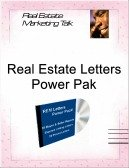 real estate letters power pack