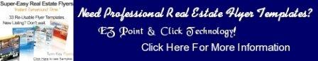 real estate flyer,