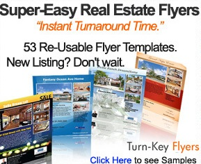 Turnkey Real Estate Flyers